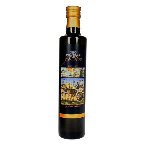 Huile d'Olive Extra Vierge Nocellara Etnea - Bouteille 50 cl