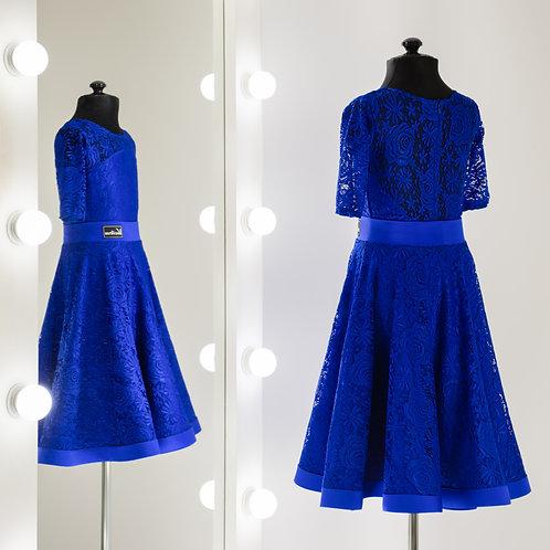 Платье для спортивно бальных танцев от Vasilevadance