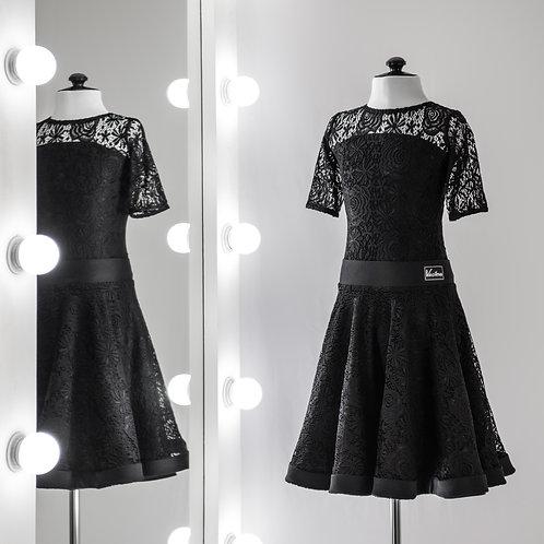 Платье для спортивно бальных танцев от Vasilevadance «Gracia»