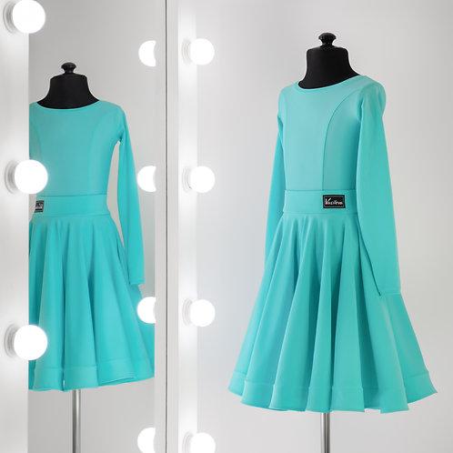 Рейтинговое платье с регилином, Рейтинговые платья для турнира на заказ, Рейтинг, Одежда для танцев, Бейзик, Бейсик,