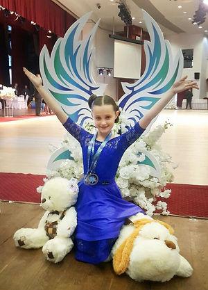 Звезда Vasileva Dance 0020-1  Алина, Рос