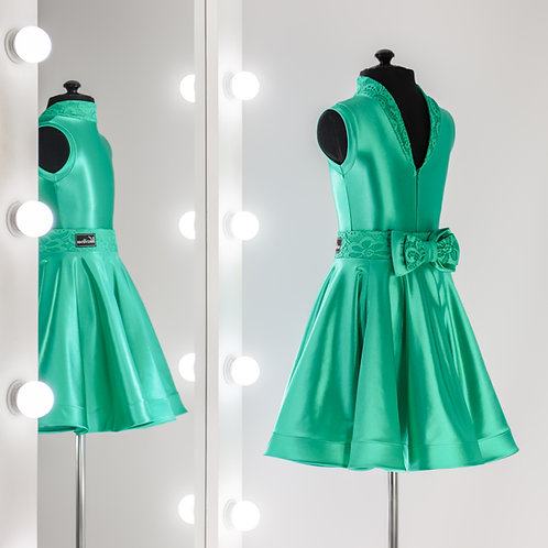 Одежда для бальных танцев, магазин одежды для танцев, Танцевальный магазин, Рейтинговое платье Emilia купить, рейтинговые