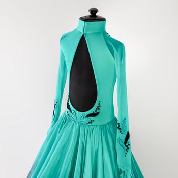 ST-008 Платье для спортивно бальных танцев (Standart)