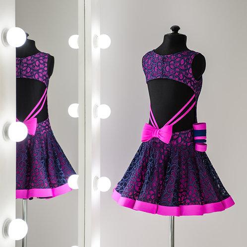 Платье для латины Ю1