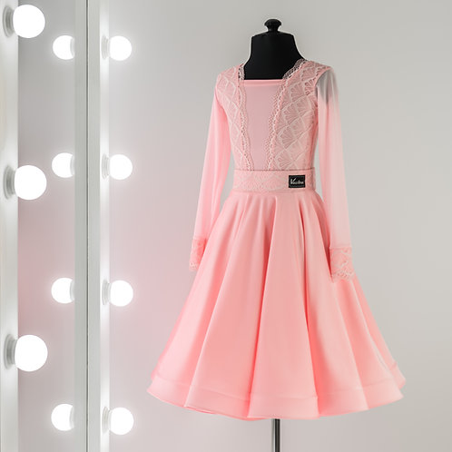 Рейтинговое платье, рейтинговые и спортивные платья, рейтинг на заказ, платье для турнира, стильная танцевальная одежда
