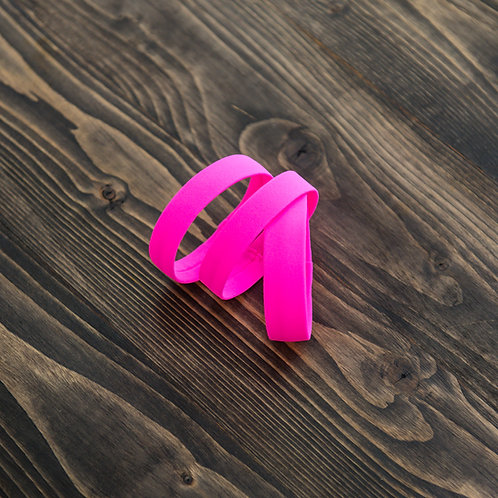 Браслеты из бифлекса для спортивно-бальных танцев. Розовый браслет. Танцевальный магазин. Браслеты для латины под платье