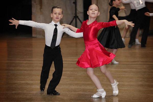 Звезда Vasileva Dance Анастасия г. Москва 2020г. Рейтинговое плать для спортивно-бальных танцев.