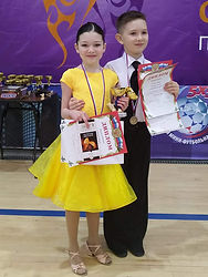 Звезда Vasileva Dance 0019 Ульяна, г. Мо