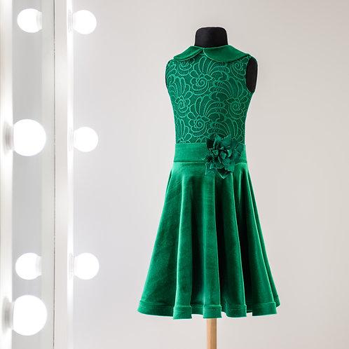 Платье для спортивно бальных танцев от Vasilevadance «Laura»