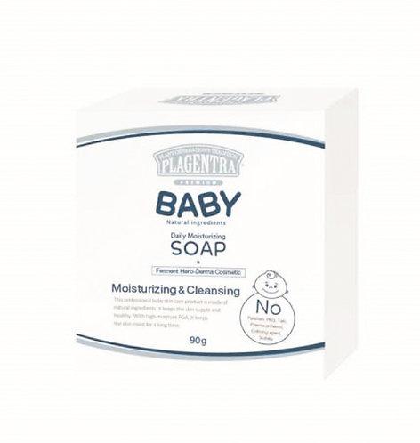 韓國碧芝萊 嬰幼兒馬油香皂 90克