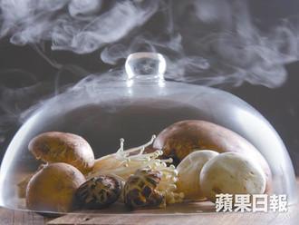 耐熱保營養 食菇有益防癌護心臟
