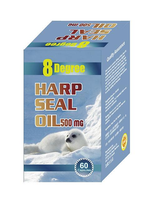 8度™ 海豹油丸 60粒裝