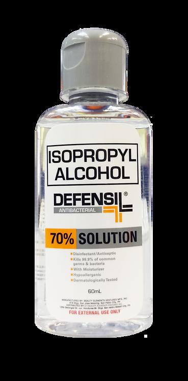 菲律賓Defensil異丙醇70% (60毫升裝)