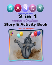 Sandy's 2 in 1 front cover.png