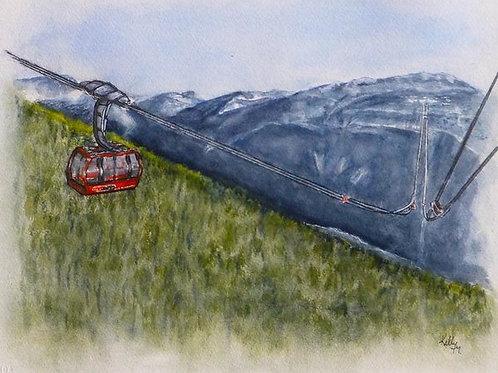Whistler Mountain Gondola