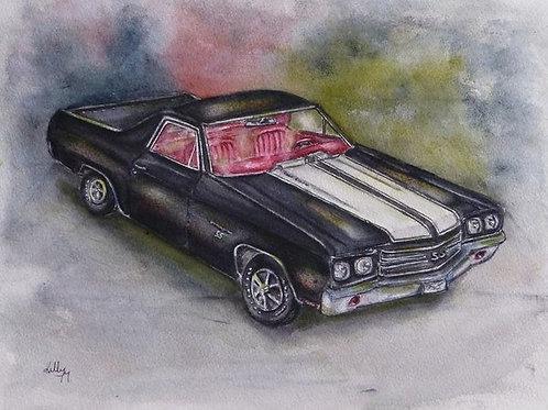 Chevy 1970 El Camino