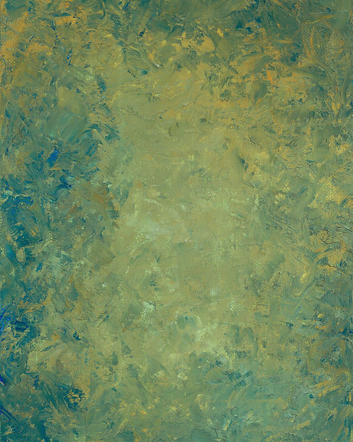 Spatula painting series