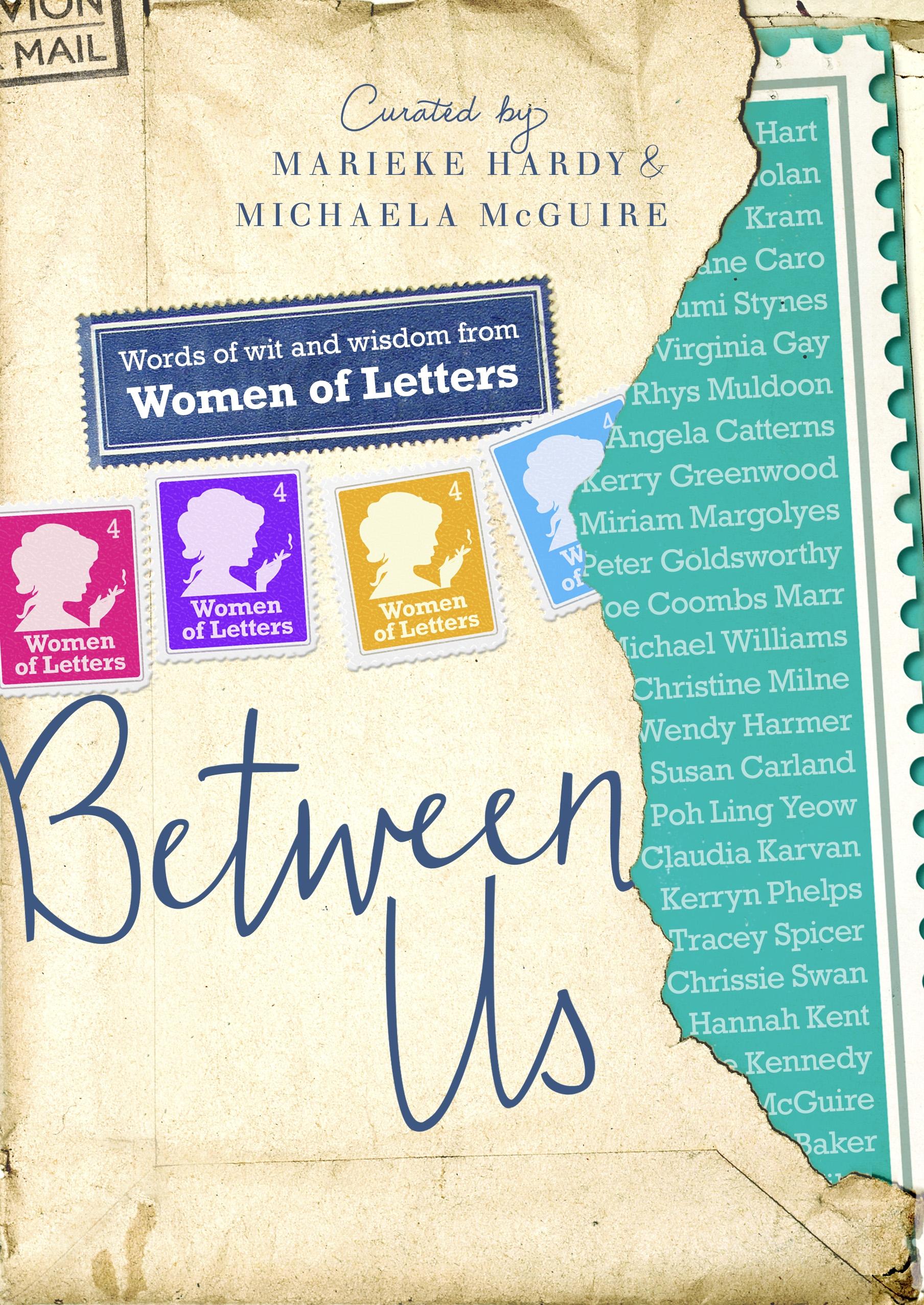 Women Of Letters, 2013.