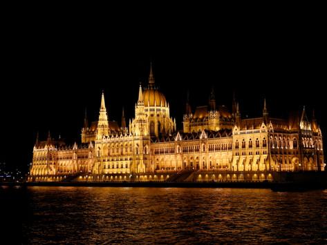 Take a Budapest Night Cruise