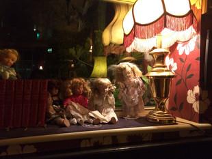 Vauxhaul Creepy Dolls