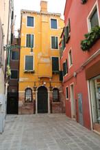 Venice Italy Vivid Painting