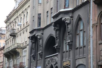 Polish Radio Building Lviv