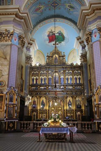 Lviv Church