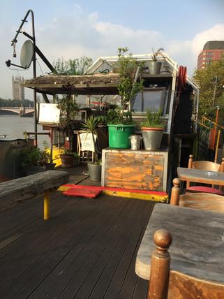 Boat Bar London