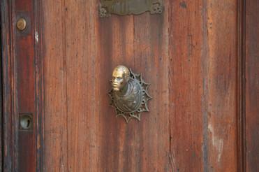 Venice Italy Door Pull