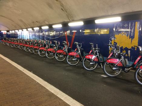 Bicycles London