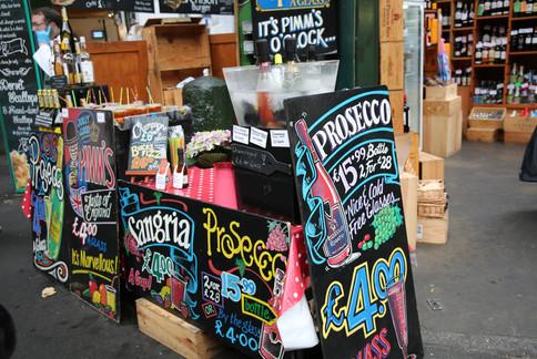 In the Borough Market