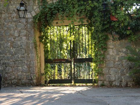 Abandoned Rasica Hotel- Dubrovnik