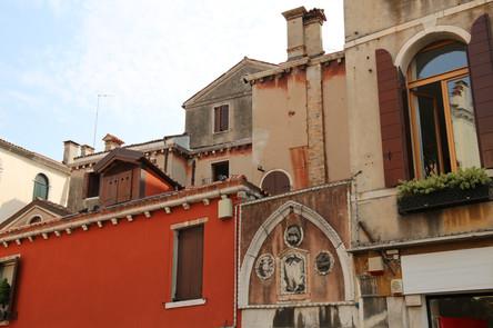 Venice Italy, Vivid Colors