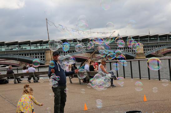 Bubble Fun London