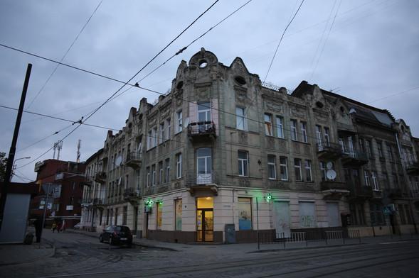Old Lviv Building
