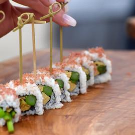 Sushi - Asperagus
