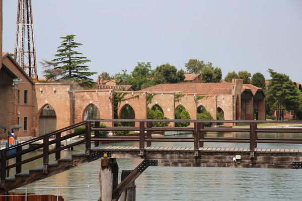 Arsenale Venice Italy