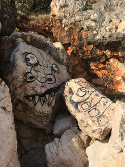 Street Art at the Beach