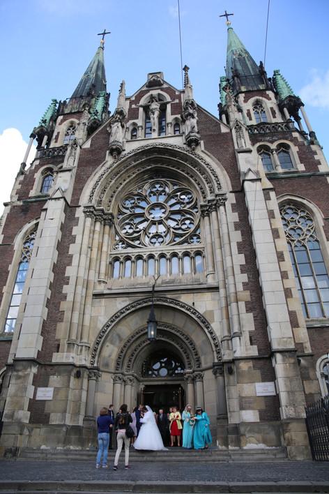Beautiful Old Buildings - Lviv