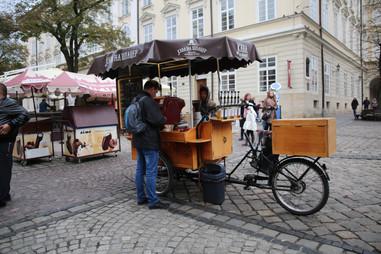 Coffee Cart Lviv