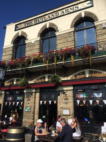 Rutland Arms London