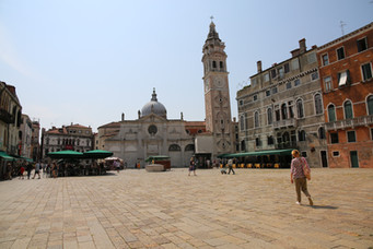 Piazza Venice Italy