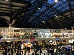Train Station London