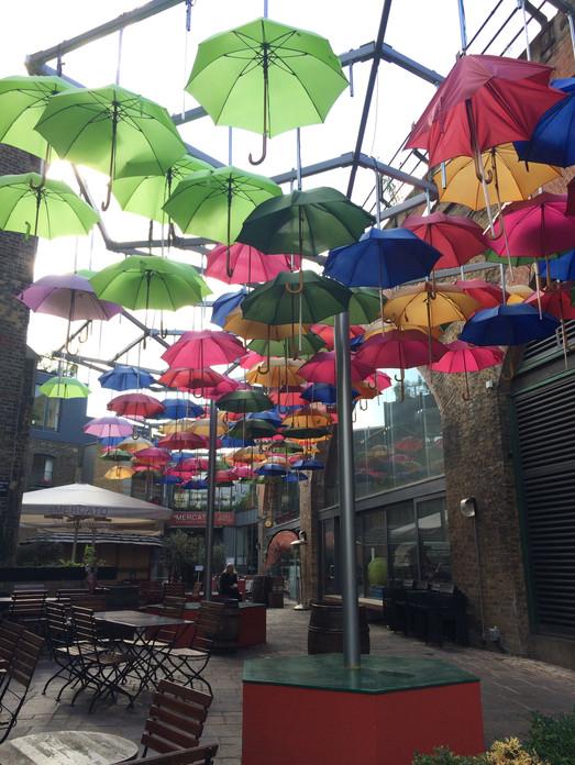 Wonderful Courtyard London