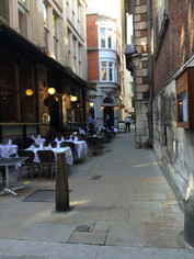 Back Alley Restaurant