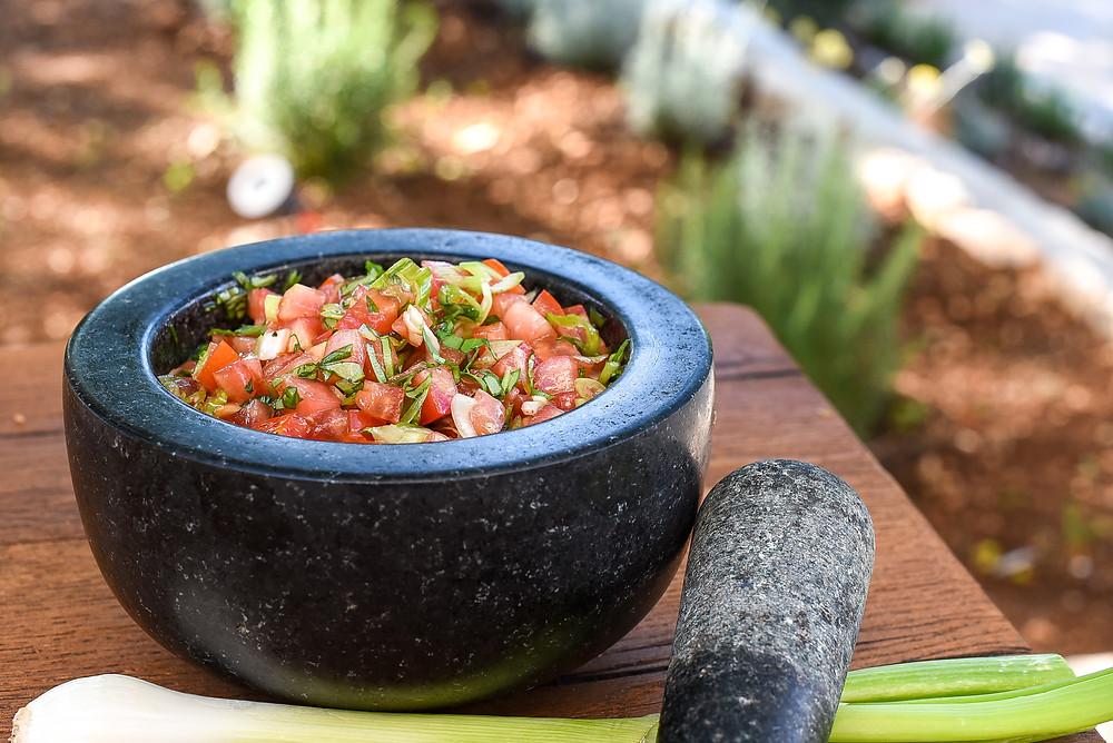 Fresh Salsa: Hvar Chef