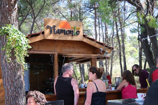 Stari Grad - Croatia - Beach Bar