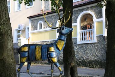 Reindeer Lviv