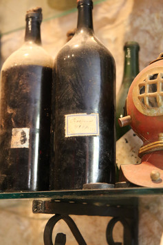 The oldest existing bottle of Prosecco