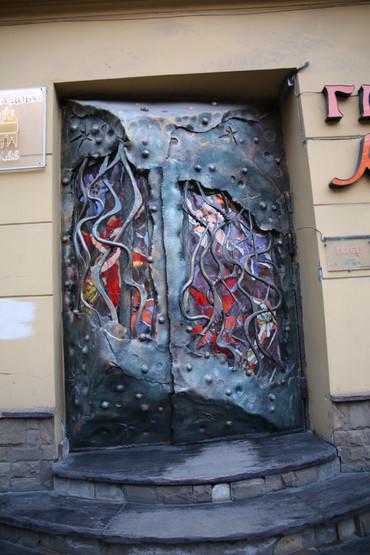 Grand Entry Lviv